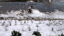 Madrid delays reopening of schools after historic snowfall