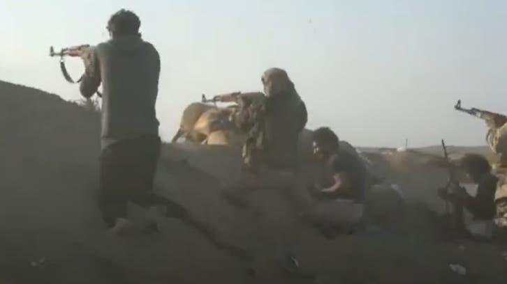 صد أكبر هجوم حوثي غرب اليمن ومصرع العشرات