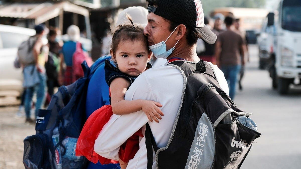 World migration down 30 percent due to COVID-19 pandemic: UN thumbnail