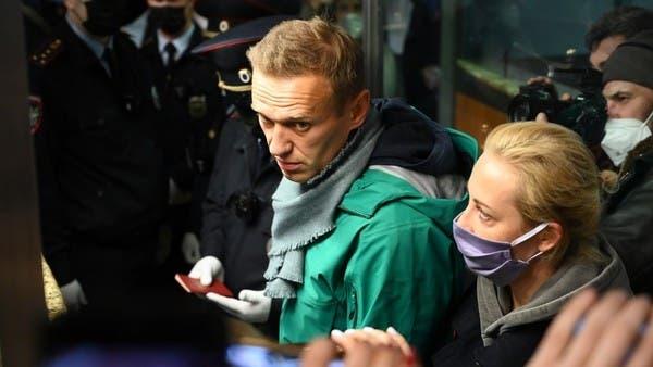 الاتحاد الأوروبي يقر عقوبات جديدة على روسيا بسبب نافالني