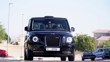 Dubai to test launch iconic London Taxi vehicles using hybrid cabs