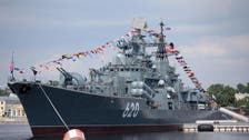 """روسی بحریہ کا سابق افسر جنگی جہاز کے """"دھکیلو پنکھوں"""" کی چوری میں ملوث"""
