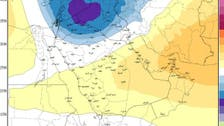 سعودی عرب میں شدید سردی کی لہر، درجہ حرارت صفر تک گرنے کا امکان