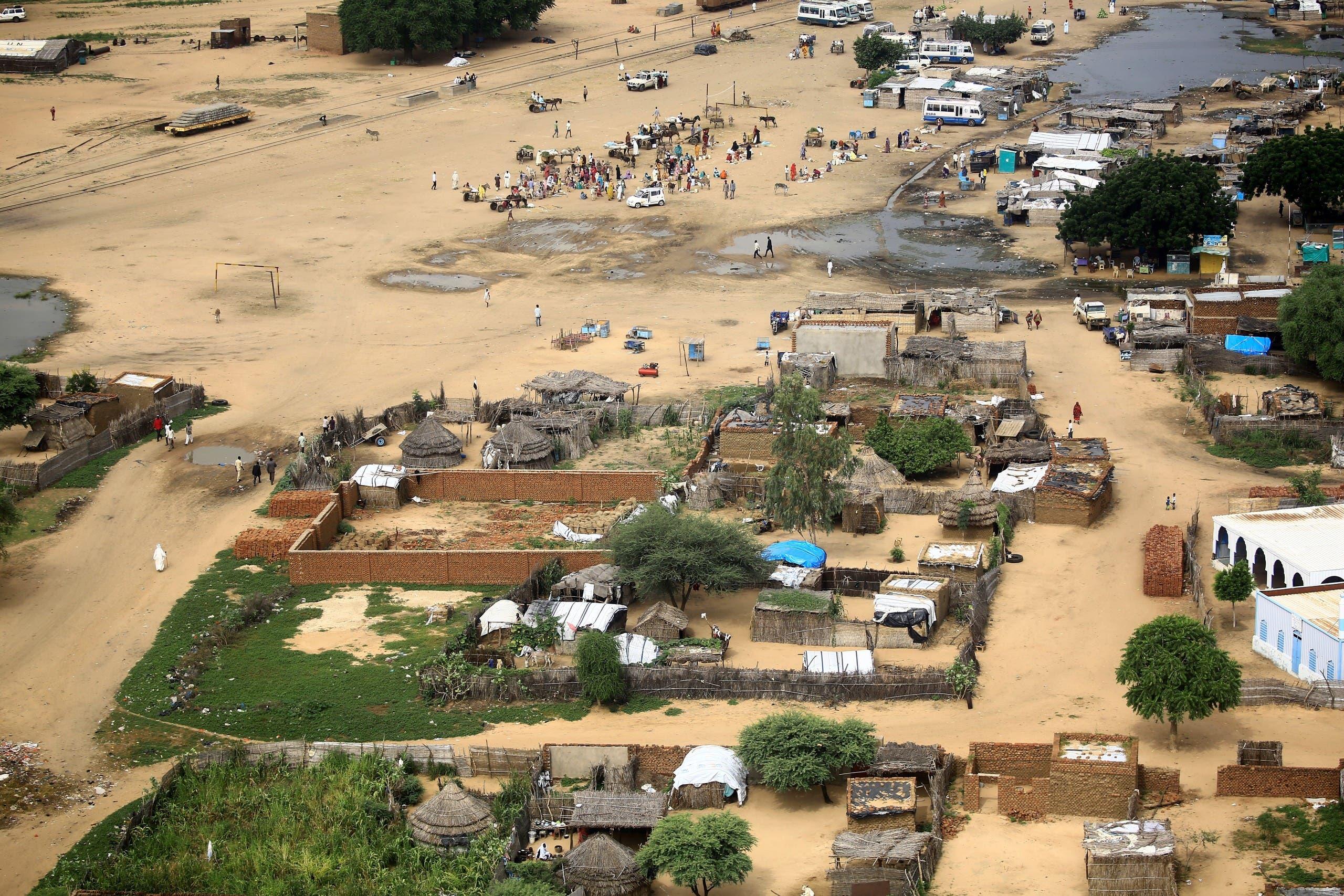 من دارفور