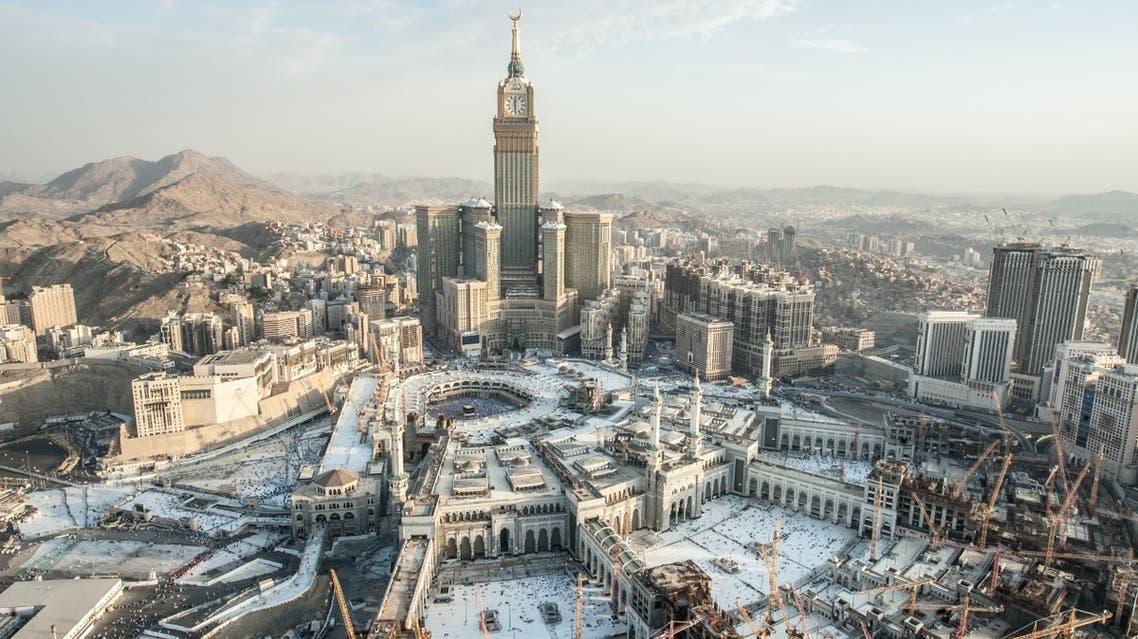 الحرم المكي - مكة المكرمة