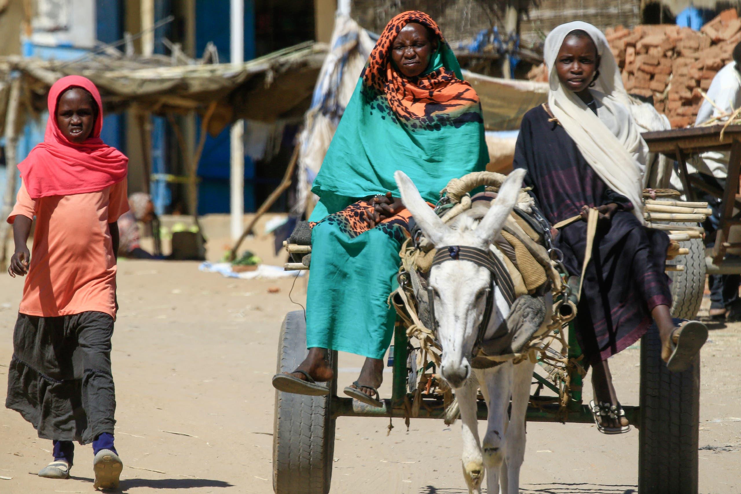 من دارفور (أرشيفية- فرانس برس)
