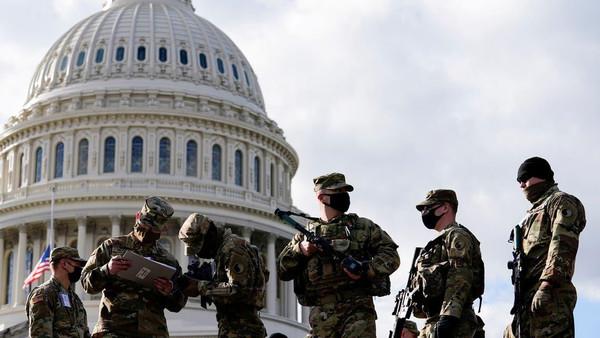 بائیڈن تقریب حلف وفاداری پر داخلی حملے کا خدشہ، سخت حفاظتی اقدامات