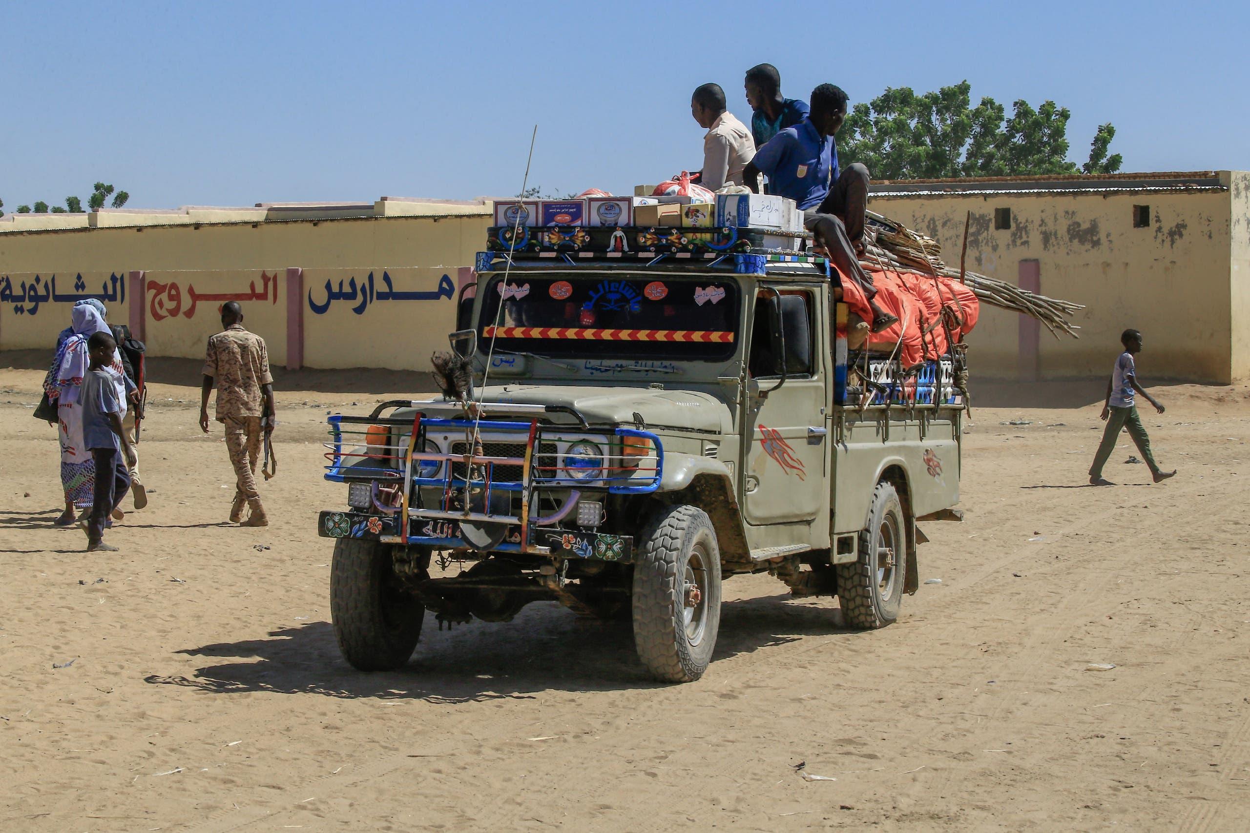 من دارفور (أرشيفية- فرانس برس))