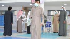 صحت کے 'ایس اوپیز' کے تحت سعودی طلبا میں درسی کتب کی تقسیم