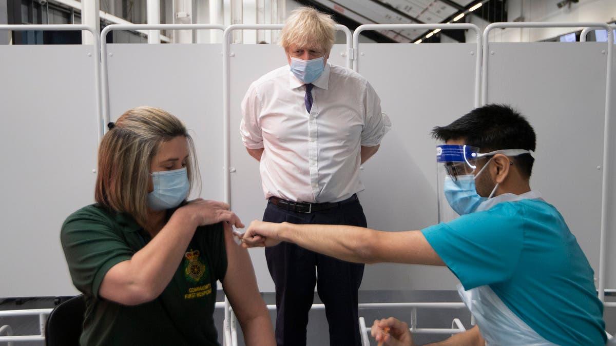 Coronavirus: UK doctors seek review of 12-week gap between COVID-19 vaccine doses thumbnail