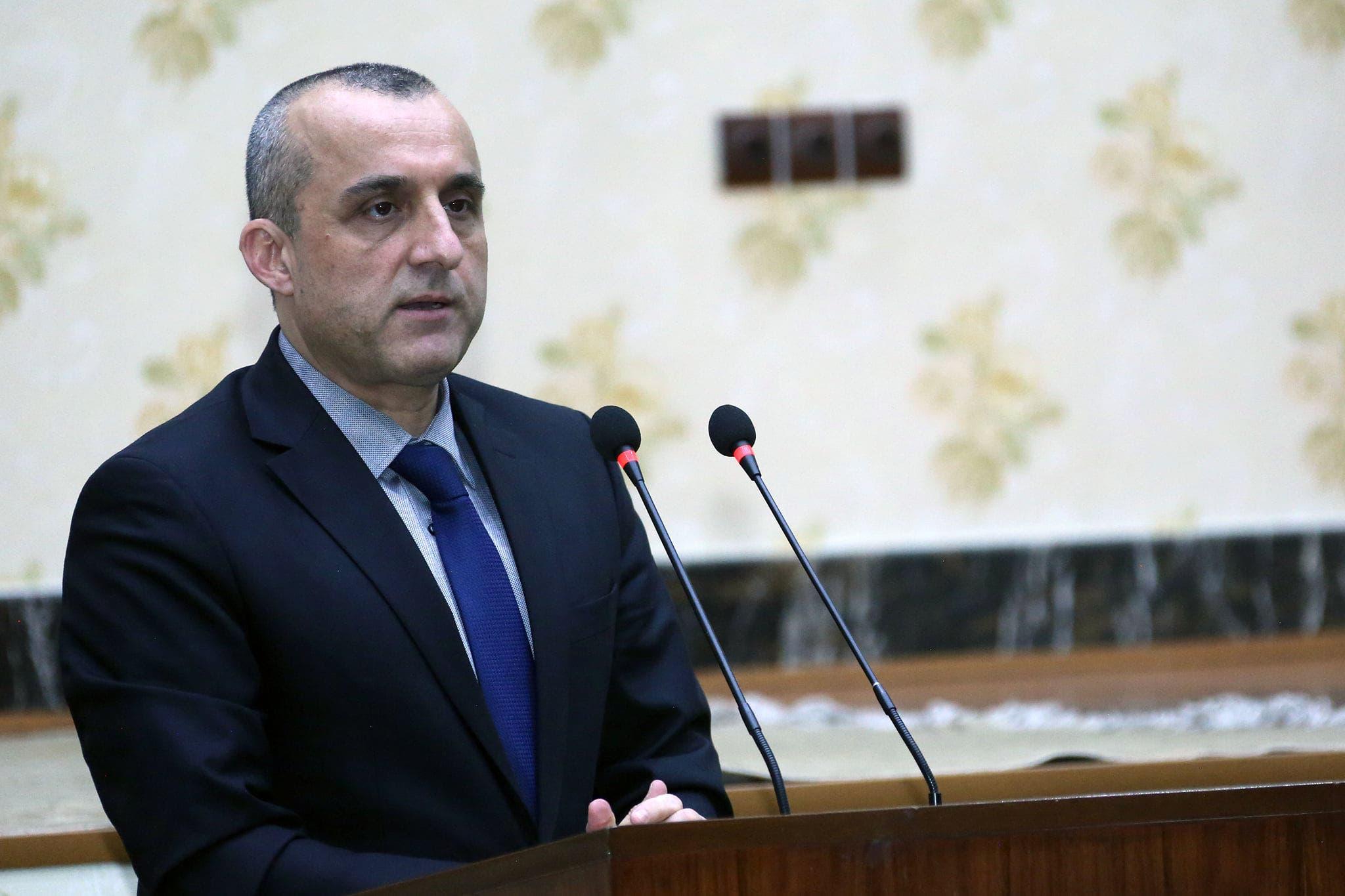 صالح معاول اول ریاست جمهوری افغانستان