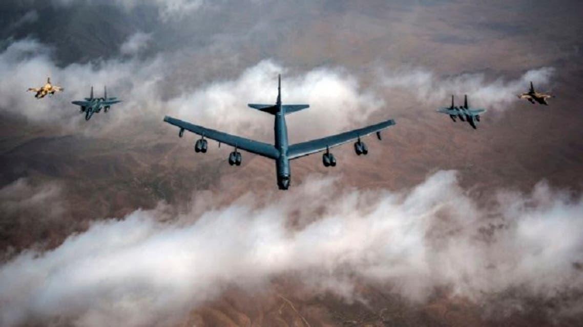 قاذفات بي-52 الأميركية