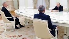 Armenia has returned all Azeri prisoners from Nagorno-Karabakh clash: Russia's Lavrov