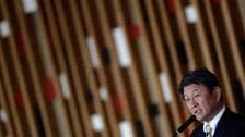 Japan urges South Korea to drop 'illegal' wartime compensation demands