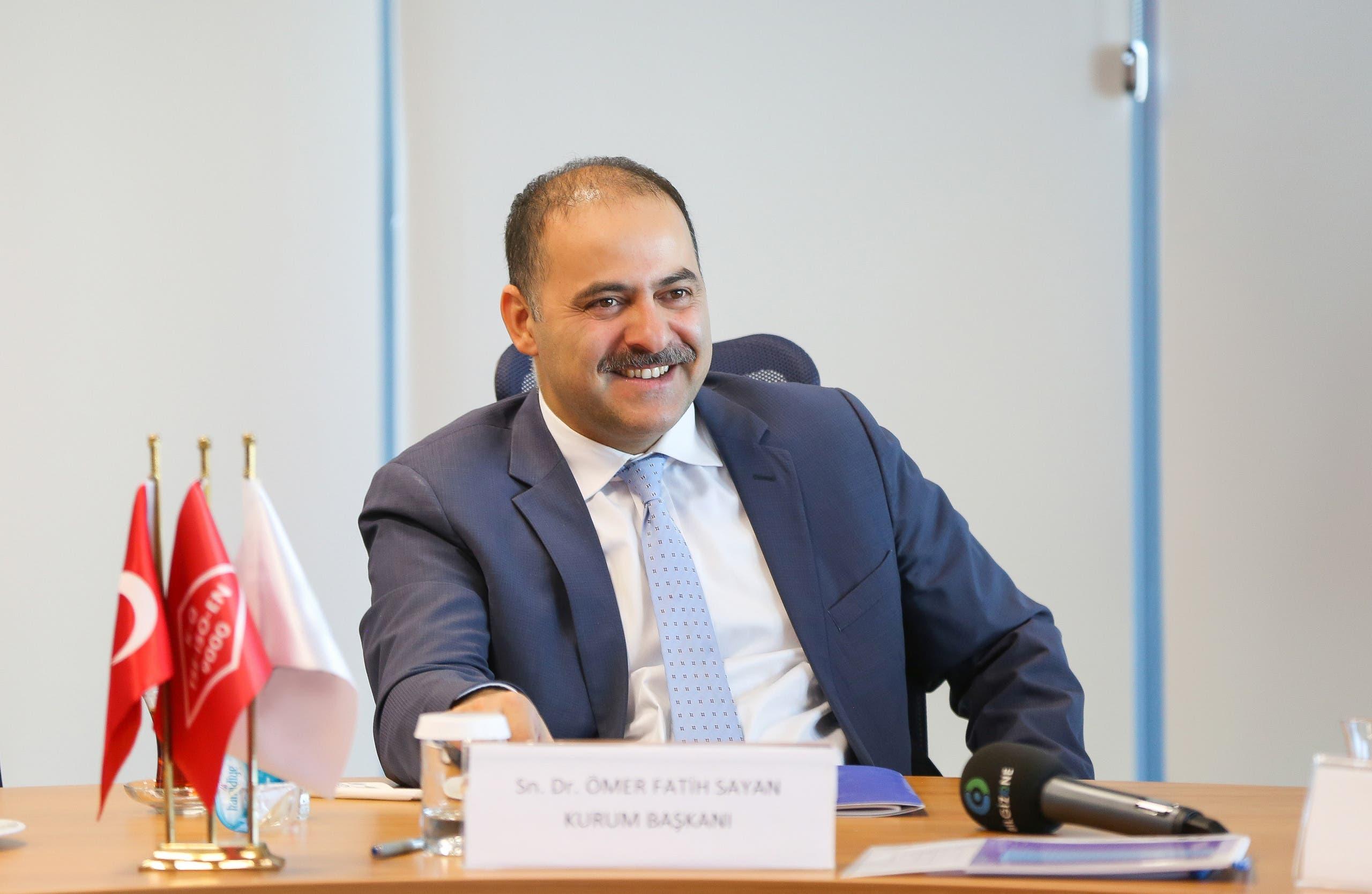 عمر فاتح صايان