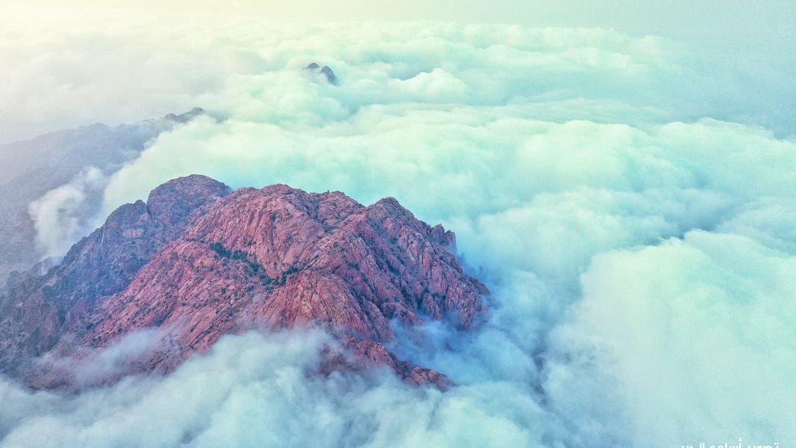 clouds in Madina