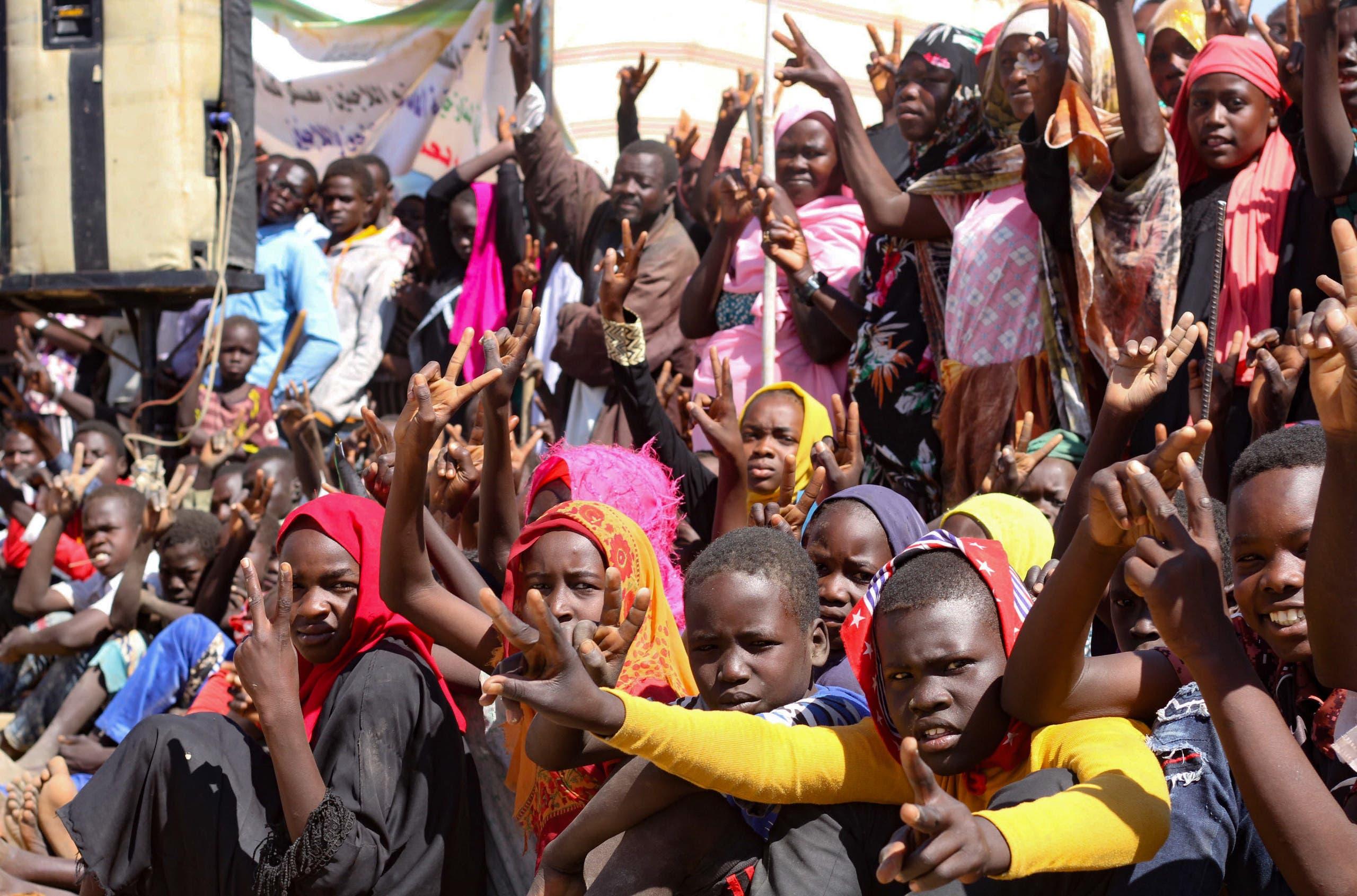 من جنوب دارفور (أرشيفية من فرانس برس)
