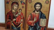 Lebanon returns two stolen 18th-century religious icons to Greece
