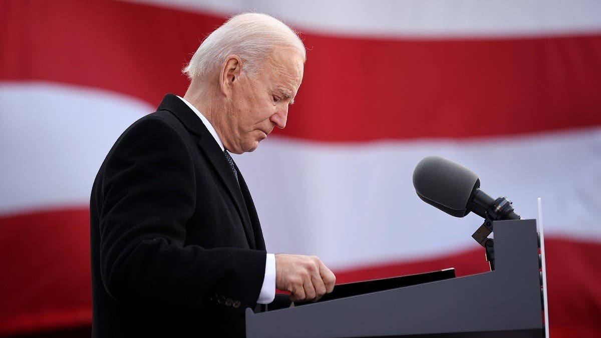 Joe Biden gives emotional farewell in Delaware before heading to DC for inauguration thumbnail