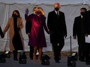 بايدن يحيي في واشنطن ذكرى 400 ألف أميركي حصد أرواحهم كورونا