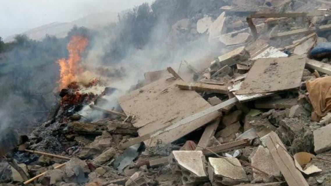 من جرائم الحوثيين الحوثي في الحيمة منذ ٦ يناير 2021