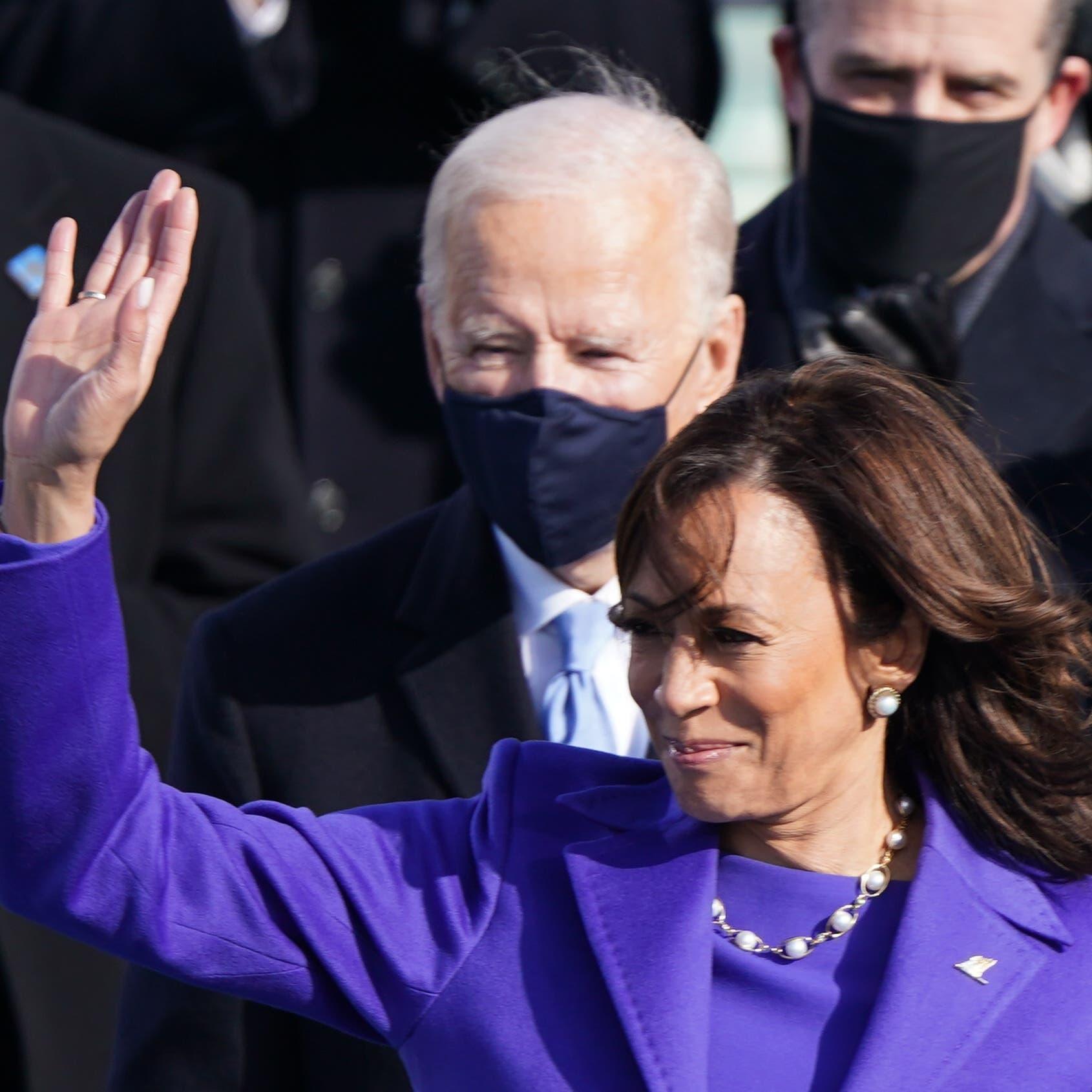 كامالا هاريس تصبح أول أميركية تتولى منصب نائب الرئيس