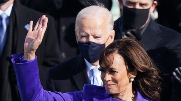 جو بايدن يصل إلى البيت الأبيض