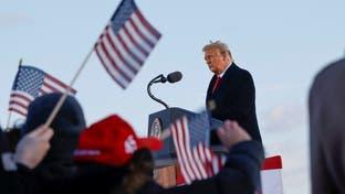 ترامپ: آرزومندم که خداحافطی با کاخ سفید طولانیمدت نباشد