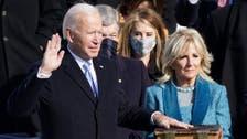 New day in America: Joe Biden sworn in as 46th US president