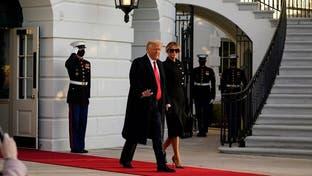 ترامپ پیامی را برای بایدن در کاخ سفید گذاشت