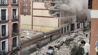 انفجار مهیب مادرید را لرزاند