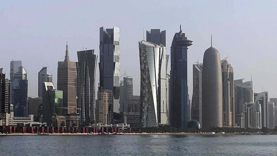 General overall view of the Doha downtown city center skyline and cityscape and the Doha Bay. (File Photo: Reuters)