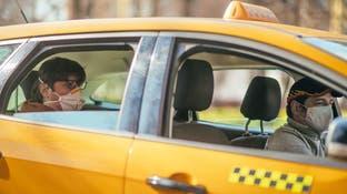 هكذا تستعمل سيارات الأجرة في زمن الجائحة