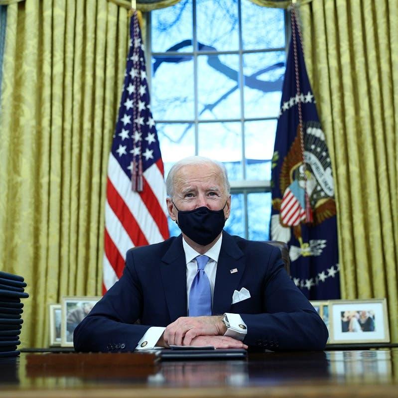 US President Joe Biden reverses Muslim travel ban in first batch of executive orders