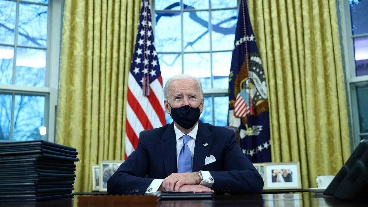 Coronavirus: Biden's early approach to COVID-19 pandemic - underpromise, overdeliver thumbnail