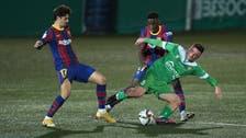 برشلونة يتأهل إلى ثمن نهائي الكأس على حساب كورنيا