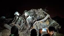 کرونا ویکسین پلانٹ کے بعد بھارت میں بارود سے بھرا ٹرک پھٹنے سے 8 ہلاک