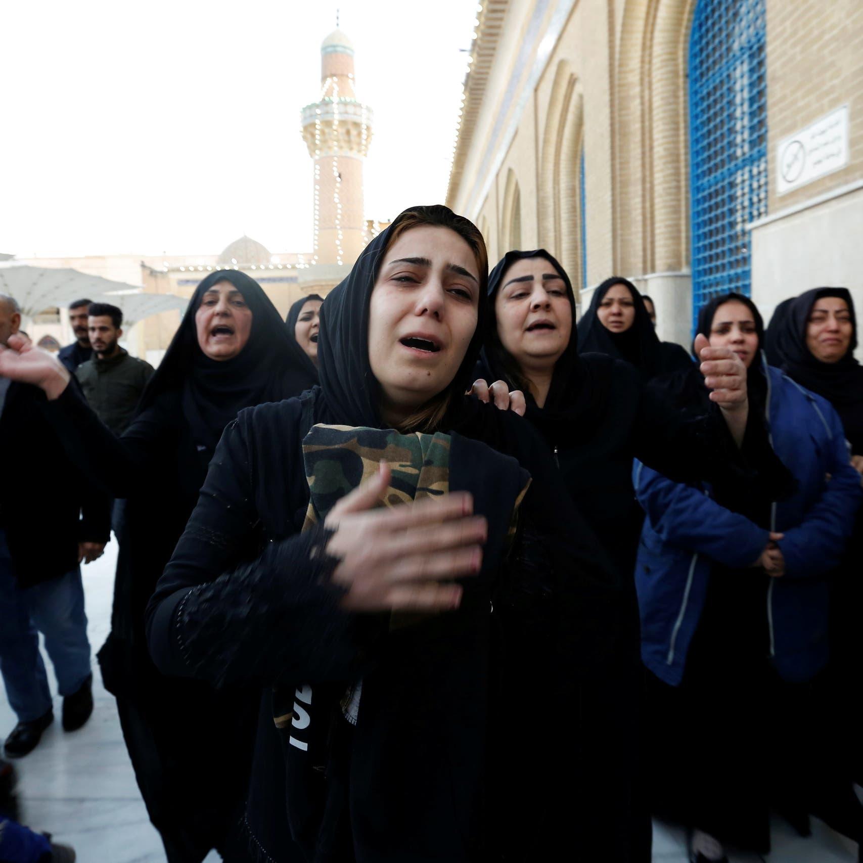 بغداد تلملم جراحها.. وتعهد باعتقال مساعدي الانتحاريين