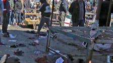 بغداد دھماکوں کے بعد عراقی سیکیورٹی فورسز کے ڈھانچے میں تبدیلی