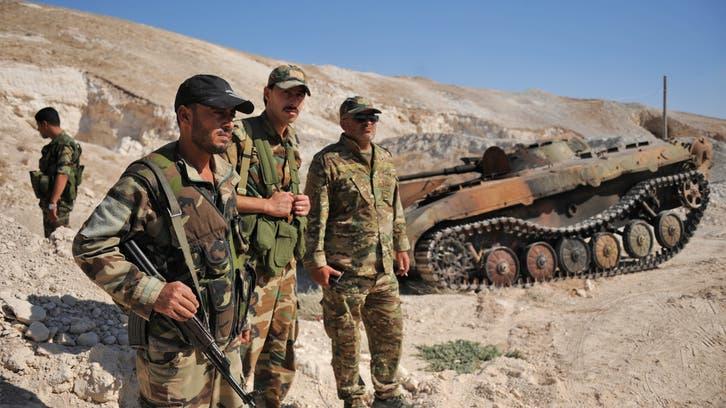 مقتل 19 من قوات النظام السوري في هجوم لداعش شرقي حماة