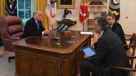 راز دکمه قرمز روی میز کار دونالد ترامپ چیست؟