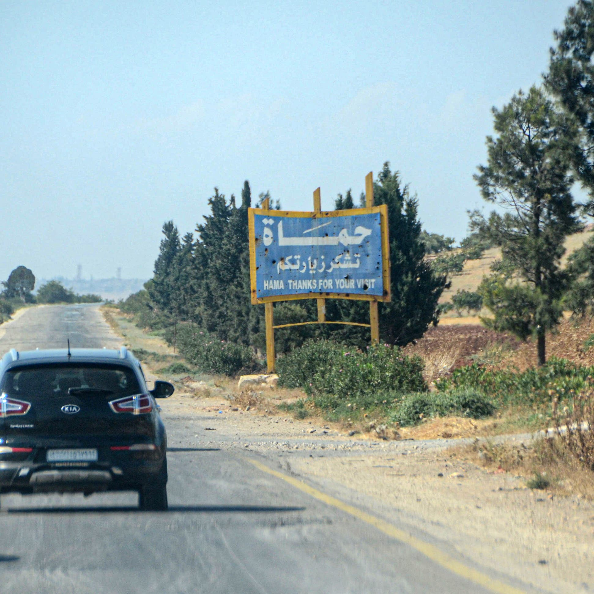 مجدداً.. غارات مجهولة تستهدف مواقع في حماة وريف دمشق