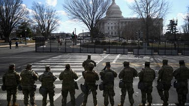 مسؤول يكشف: كورونا تسلل لمئات الحراس يوم تنصيب بايدن