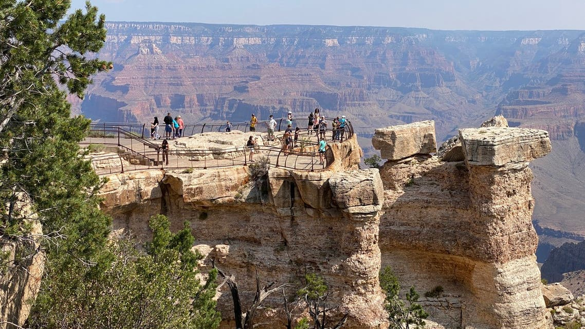 Grand Canyon (AFP)