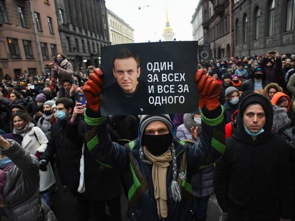نشرت مسارات التظاهرات.. موسكو تطلب توضيحات من واشنطن