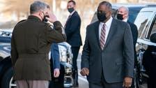 بأول نشاط له.. وزير دفاع أميركا يبحث العراق وأفغانستان
