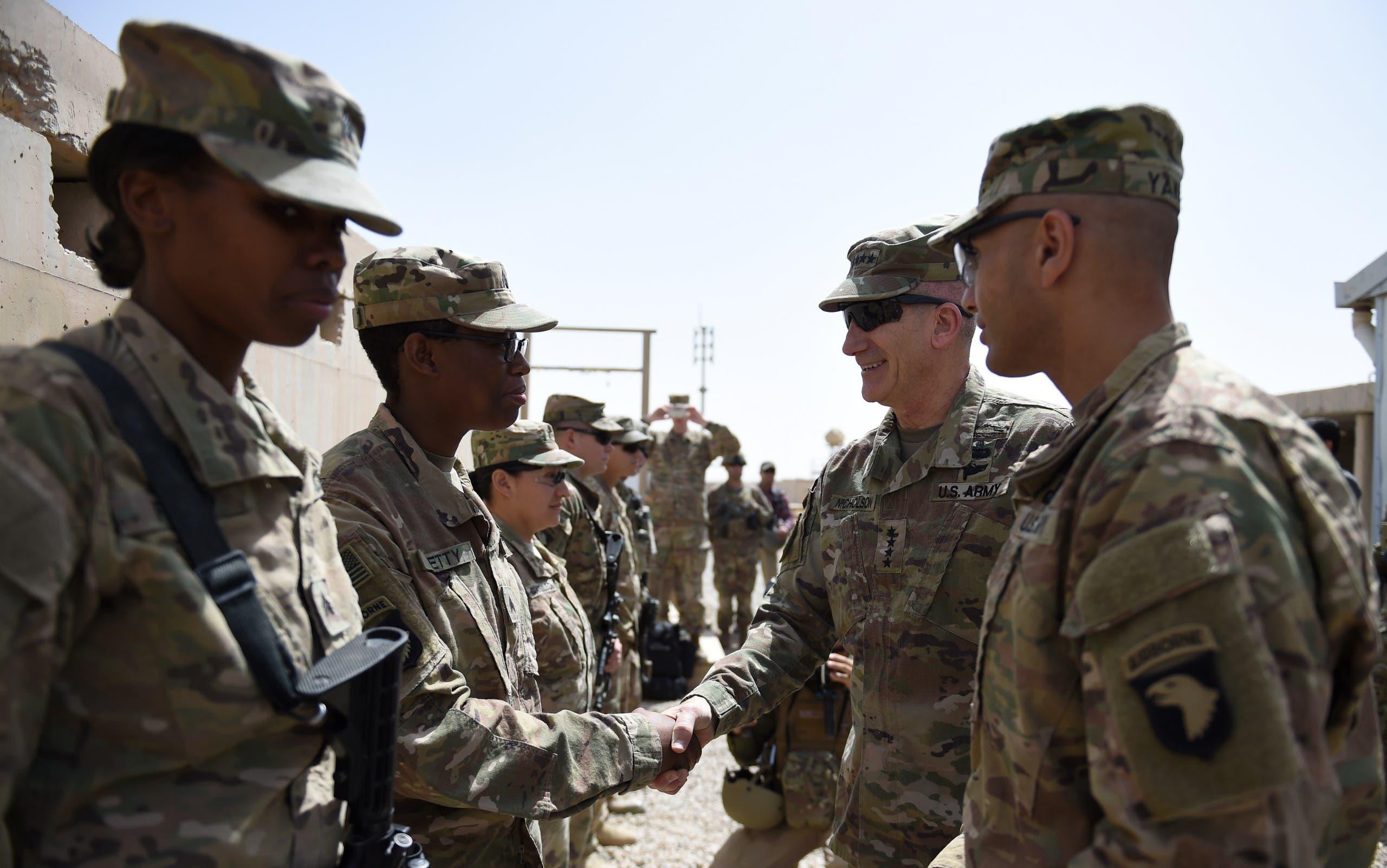 جنود أميركيون في أفغانستان (أرشيفية)