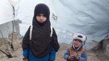 داعشية تطلب أموالا مقابل إعادة طفلة مصرية مختطفة