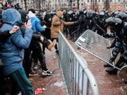 فرنسا تندد بالاعتقالات بروسيا.. ومطالب بألمانيا بمعاقبة بوتين