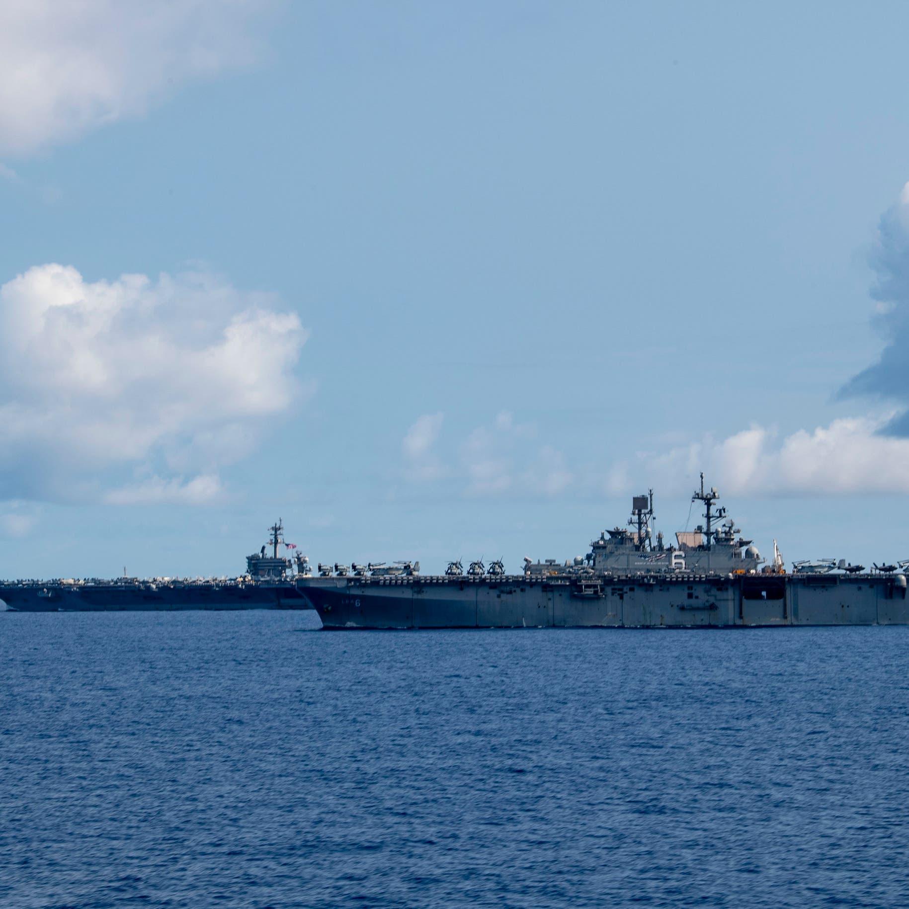 واشنطن تجدد دعمها لتايوان.. وترسل حاملة طائرات لبحر الصين